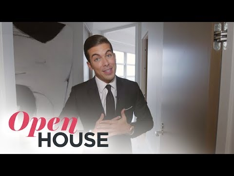 Luis Ortiz shows off one of his Luxury Listings