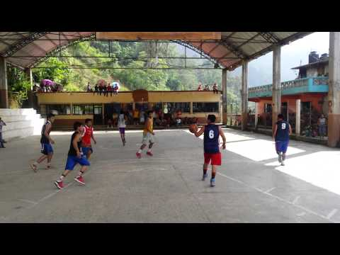 Final Basquetball Tlamaya Gde vs Tlamaya Chico