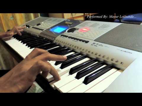 Kisiki Muskurahaton Pe Ho Nisar Piano Cover by Mayur Lokhande...