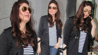 Kareena Kapoor Spotted With New Hairstyle