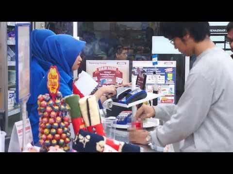 Kasir Bingung! Softdrink Berubah Jadi Jus Jeruk - abracadaBRO Magic Prank Indonesia