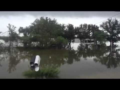 Hurricane Isaac -- Slidell, La. flooding