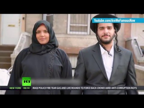 'This is so wrong on so many levels' NYC reacts to interfaith Muslim-Jewish couples