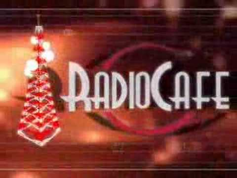 Radio Cafe - Logo Slate (Tower)
