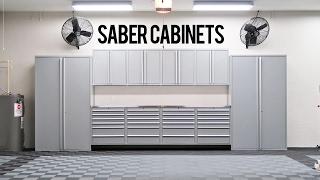 Building the Dream Garage: Saber Cabinet Install
