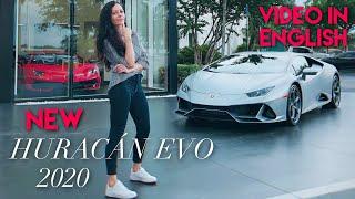 The NEW Lamborghini HURACÁN EVO 2020 | Walkaround 4K