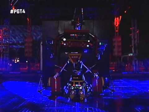 BALUNGAO ROBOTICS DANCERS of PILIPINAS GOT TALENT 4