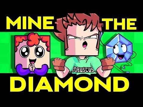 MINE THE DIAMOND (Minecraft Song) [Toby Turner ft. Terabrite]