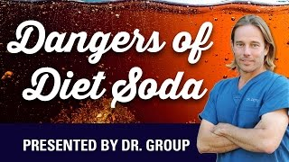 Dangers of Diet Soda: Addiction and Aspartame