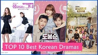 TOP 10 Best Korean Dramas from cable television