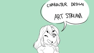 Art Stream- more moRE MORE Character Designs 2(?)