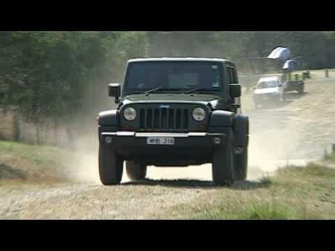 Title: Jeep Wrangler 2009 - Car Review