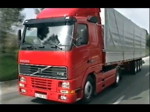 Volvo Fh12 Fh16 Video 1993 Youtube