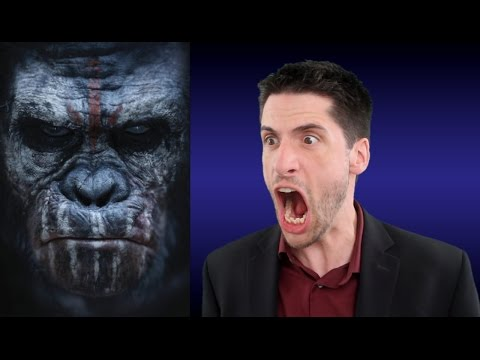 Dawn of the Planet of the Apes SPOILER talk