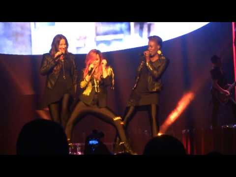 Demi Lovato - Got Dynamite - The Neon Lights Tour Houston 02-19-2014 video