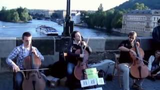Prague Cello Quartet 34 Nothing Else Matters 34 Metallica