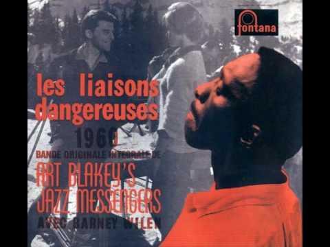 Art Blakey & Lee Morgan - 1959 - Les Liaisons Dangereuses - 08 Weehawken Mad Pad