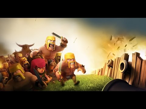 Clash of Clan Defense Base Town hall Level 5 War attack review