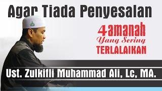 download lagu 4 Amanah Yang Sering Terlalaikan  Ust. Zulkifli Muhammad gratis