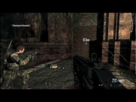 Call of Duty Black Ops 2 Novos trechos da campanha (musica escrota)