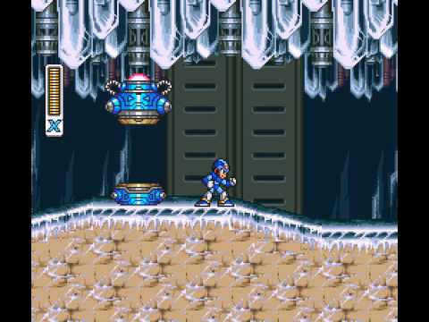 Mega Man X - Vizzed: Mega Man X 100% Walkthrough Part 3 - User video