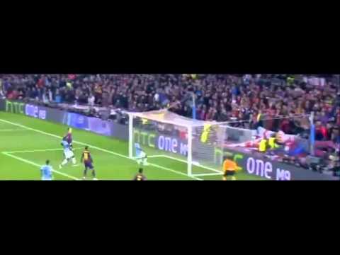 Ivan Rakitić Goal - Barcelona vs Manchester CIty 1-0 (UCL) 18.03.2015 HD