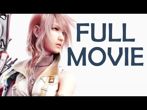 Final Fantasy XIII - The Movie - Marathon Edition (HD)