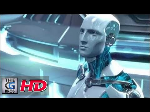 Cgi Animated Spot Hd Quot Eset Smart Security 5 Quot By