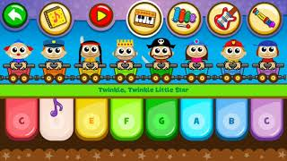 Learn Piano Kids - Music and Songs (Fun Games)