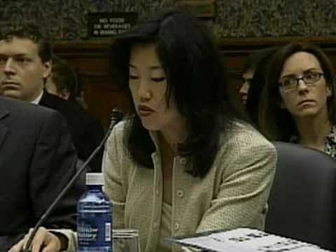 Improving Public Schools Hearing: Michelle Rhee Part 2