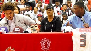 West Jefferson 4-star Greg Brooks Chooses Arkansas, Truss Gayden Signs w/Southern