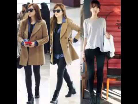 2014 Korean Celebrity Fashion Youtube
