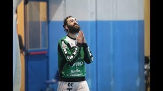 Coppa Italia 2019 | Highlights: Pressano - Fondi 30-22