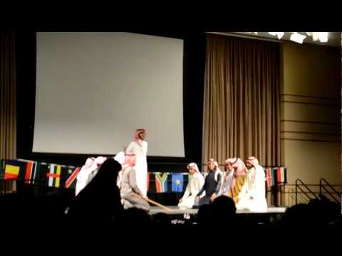 Traditional Saudi Arabian Dance ........ The World Banquet13