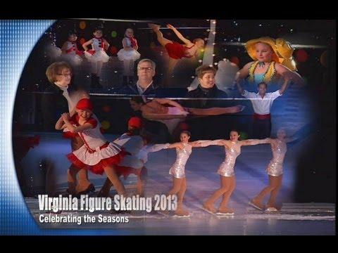Virginia Figure Skating 2013 part 1