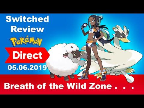 Switched Review: Pokémon Direct, Leak und E3 - Pokémon Schwert und Schild
