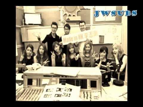 [ENG SUB] T-Ara Made in Hong Kong Radio Show PART 1