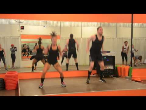 Les Mills Bodyattack 85 video