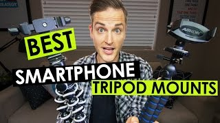 Best Phone Tripod — Top Smartphone Tripod Mount Reviews