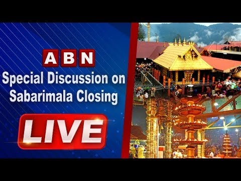 ABN Special Discussion Over the Closure of Sabarimala Temple Over Women Entry | ABN LIVE