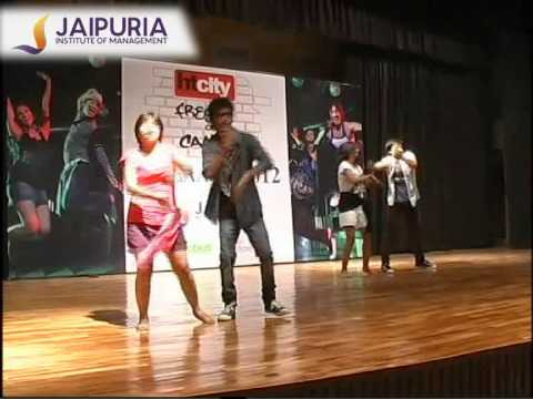 Talash 2012  Jaipuria Lucknow Part 1