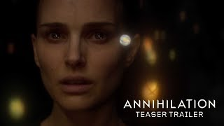 Annihilation | Teaser Trailer | Paramount Pictures International