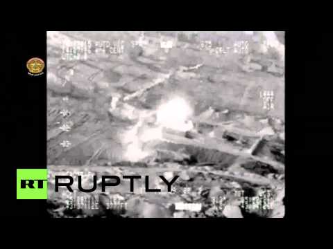 Iraq: Airstrikes wipe out IS strongholds in Anbar Province