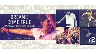 Darshan Raval || Dreams Come True (Picture Abhi Baaki Hai) || spreadlove || r2