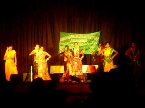 Santhali Festival At Haldia   Township By Sunil Tudu video