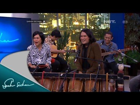 Viky Sianipar mengaku sangat cinta budaya Indonesia
