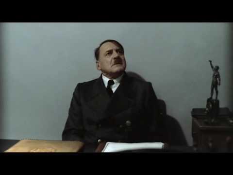 Hitler is informed Santa Claus doesn't exist