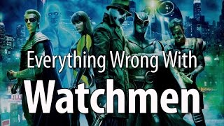 download lagu Everything Wrong With Watchmen In 17 Minutes Or Less gratis
