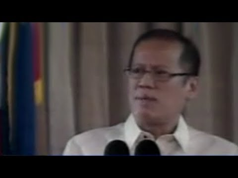 Pres. Aquino's speech after signing 2012 national budget