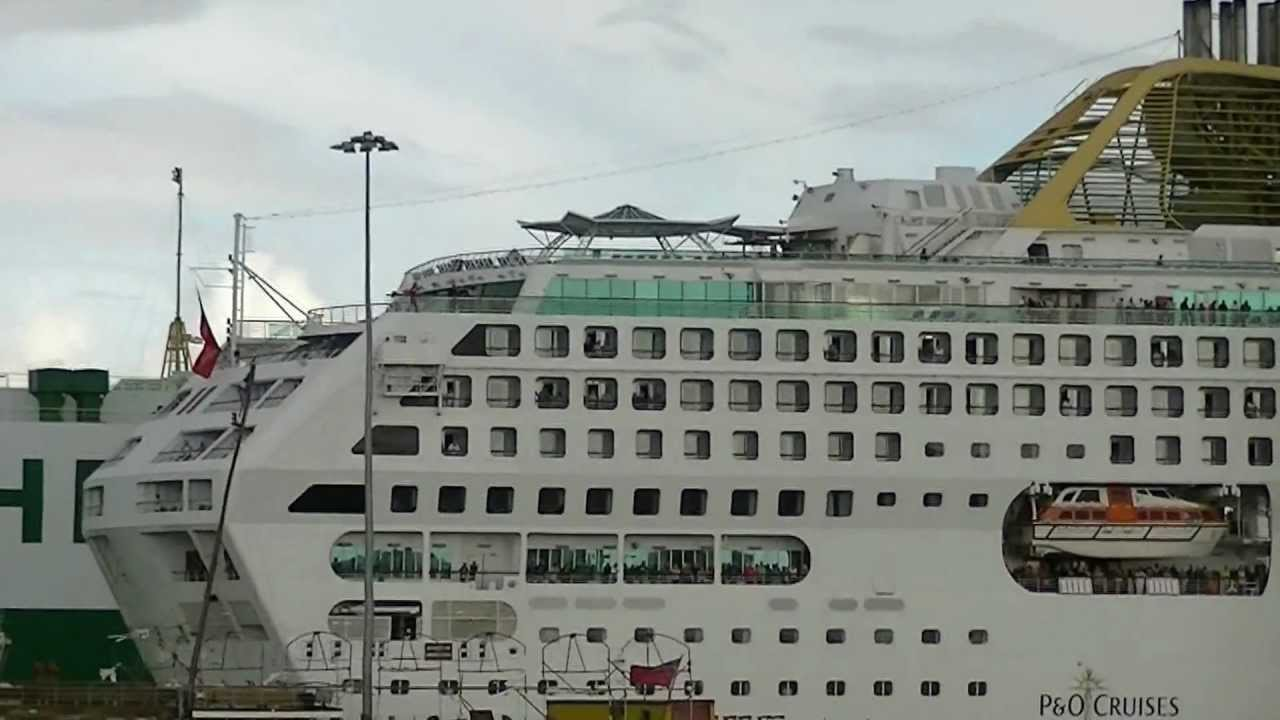 Cruise Ships Of The World  Oceana PampO Cruises  YouTube